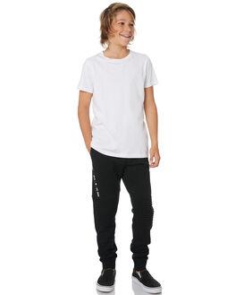 BLACK KIDS BOYS ST GOLIATH PANTS - 2433039BLK