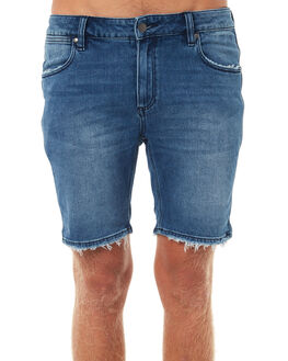 PUB BLUE MENS CLOTHING WRANGLER SHORTS - W-901084-CW9PUB