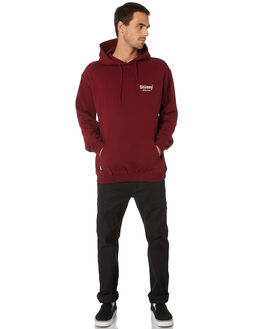 GRAPEVINE MENS CLOTHING STUSSY JUMPERS - ST005204GRPVN