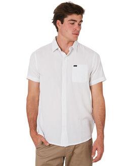 WHITE MENS CLOTHING RIP CURL SHIRTS - CSHML11000