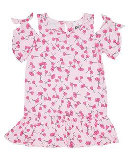 PRINT KIDS TODDLER GIRLS EVES SISTER DRESSES + PLAYSUITS - 8021064PRNT