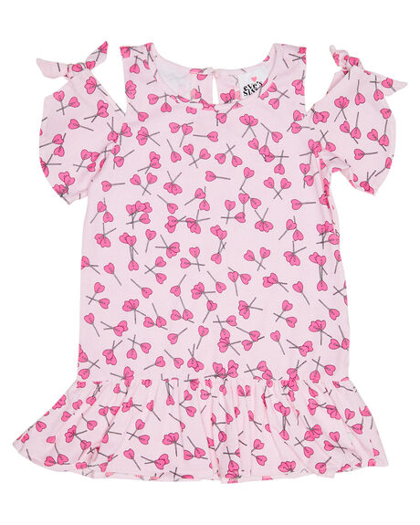 PRINT KIDS GIRLS EVES SISTER DRESSES + PLAYSUITS - 8021064PRNT