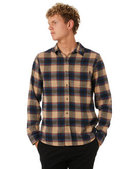 FENNEL MENS CLOTHING RUSTY SHIRTS - WSM0920FNL