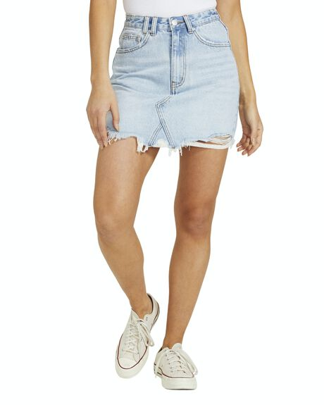 BLUE WOMENS CLOTHING INSIGHT SKIRTS - 37367500039