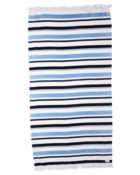 STRIPE WOMENS ACCESSORIES SWELL TOWELS - S81741581STRP