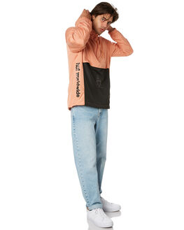 CANYON SUNSET MENS CLOTHING HUF JACKETS - JK00132-CASUN