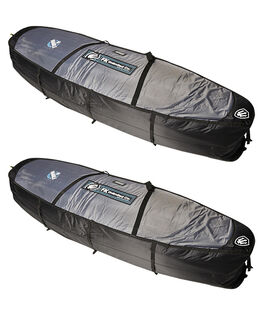 CHARCOAL SURF HARDWARE FAR KING BOARDCOVERS - 1341CHAR