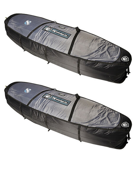 CHARCOAL BOARDSPORTS SURF FAR KING BOARDCOVERS - 1341CHAR