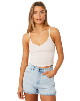 BLUSH WOMENS CLOTHING ALL ABOUT EVE FASHION TOPS - 6403089PNK