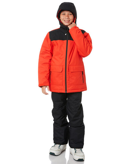 TNF BLACK BOARDSPORTS SNOW THE NORTH FACE KIDS - NF0A34REKX7