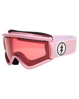 BUBBLE GUM PINK BOARDSPORTS SNOW ELECTRIC GOGGLES - EG1917400-PINK