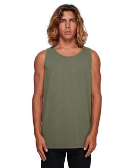 PINE MENS CLOTHING BILLABONG SINGLETS - BB-9591501-PI2