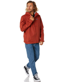 ROOTS RED MENS CLOTHING PATAGONIA JACKETS - 85240RTSR