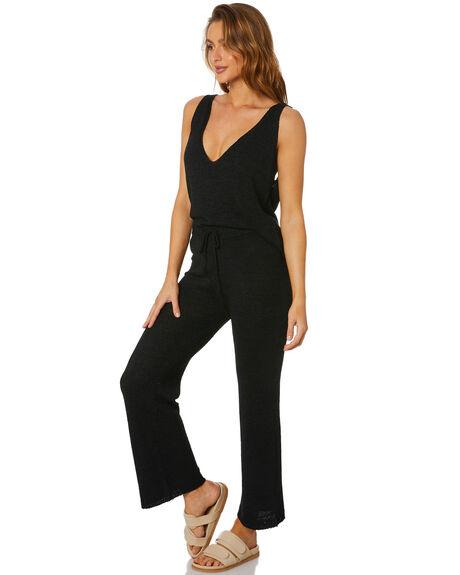 BLACK WOMENS CLOTHING SNDYS PANTS - SFS011BLK