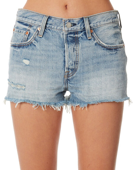 WAVELINE WOMENS CLOTHING LEVI'S SHORTS - 32317-0035WLE