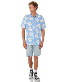 BLUE DAISY MENS CLOTHING BARNEY COOLS SHIRTS - 304-CC4BLU