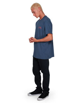 WASHED SLATE MENS CLOTHING BILLABONG TEES - BB-9591051-6WS