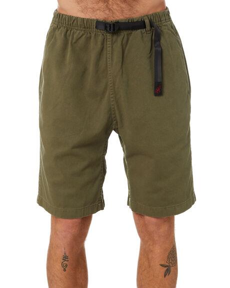 OLIVE MENS CLOTHING GRAMICCI SHORTS - 8117-56JOLV