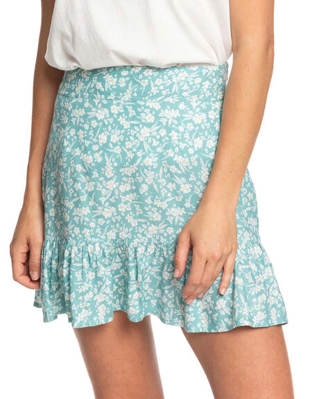 CANTON BLAIZE WOMENS CLOTHING ROXY SKIRTS - ERJWK03080-GHT7