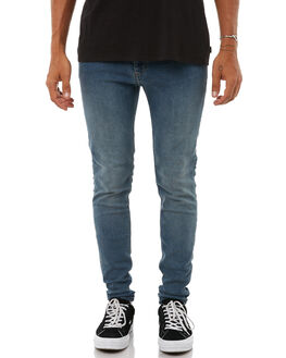 MODE BLUE MENS CLOTHING CHEAP MONDAY JEANS - 0524974MODBL