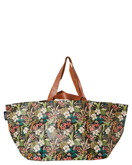 HIBISCUS WOMENS ACCESSORIES KOLLAB BAGS + BACKPACKS - SS18BCHBGHIB