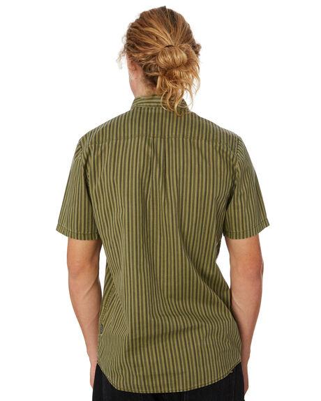 SONIC GREEN MENS CLOTHING VOLCOM SHIRTS - A0441901SNC