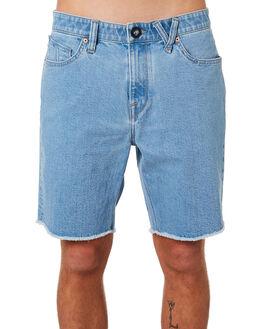 THRIFTER BLUE LIGHT MENS CLOTHING VOLCOM SHORTS - A2021900THB