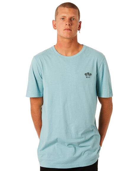 COSMOS MENS CLOTHING RVCA TEES - R184043CSMS