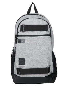 HEATHER GREY MENS ACCESSORIES RVCA BAGS + BACKPACKS - RV-R391451-H31