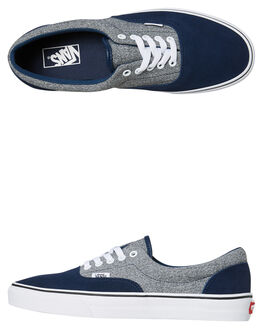 DRESS BLUES MENS FOOTWEAR VANS SNEAKERS - VNA4BV4V9EDBLU