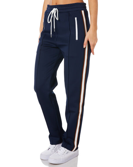 MID NAVY WOMENS CLOTHING C&M CAMILLA AND MARC PANTS - UCMP4301MNVY