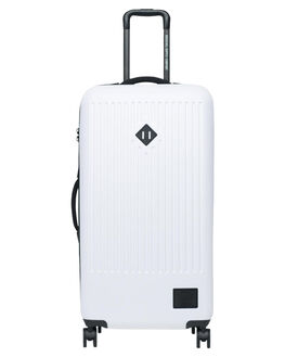 WHITE MENS ACCESSORIES HERSCHEL SUPPLY CO BAGS + BACKPACKS - 10678-01588-OSWHI