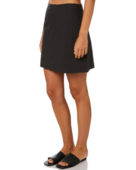 COAL WOMENS CLOTHING NUDE LUCY SKIRTS - NU23822COAL