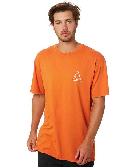 RUST MENS CLOTHING HUF TEES - TS00509-RUST