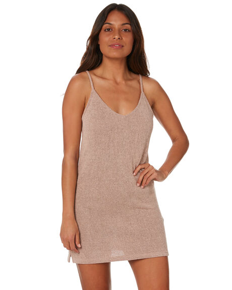 BARK WOMENS CLOTHING RUSTY DRESSES - DRL1074BR1