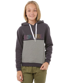 NINE IRON KIDS GIRLS RIP CURL JUMPERS - JFEBE14285