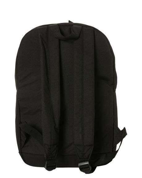 BLACK MENS ACCESSORIES AS COLOUR BAGS + BACKPACKS - 1010BLK