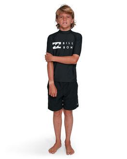BLACK BOARDSPORTS SURF BILLABONG BOYS - BB-8703000-BLK