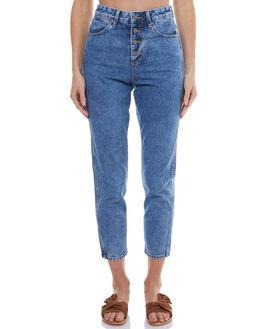CLAUDIA STONE WOMENS CLOTHING WRANGLER JEANS - E-950875-DG9CLAU