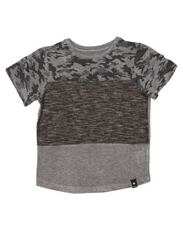 CAMMOFLAGE KIDS TODDLER BOYS ST GOLIATH TEES - 2802002CAMO