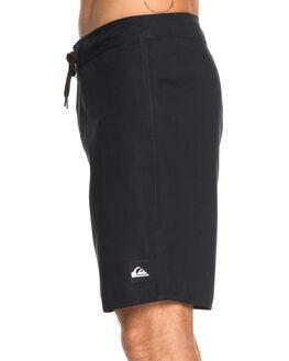 BLACK MENS CLOTHING QUIKSILVER BOARDSHORTS - EQYBS04234-KVJ0