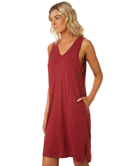 RUST WOMENS CLOTHING SWELL DRESSES - S8184441RUST