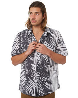 NOIR MENS CLOTHING RUSTY SHIRTS - WSM0828NOI