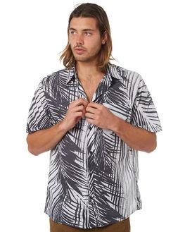 NOIR MENS CLOTHING RUSTY SHIRTS - WSM0828NOI