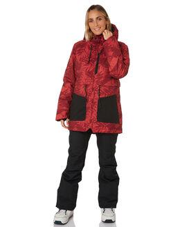 DEEP CLARET BOARDSPORTS SNOW RIP CURL WOMENS - SGJCX49666