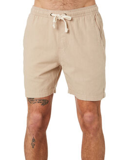 MUSHROOM MENS CLOTHING MCTAVISH SHORTS - MS-19WS-03MUSH