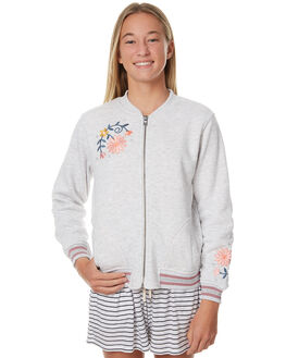 GREY MARLE KIDS GIRLS EVES SISTER JACKETS - 9990138GRM