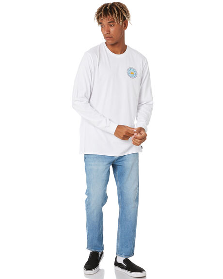 WHITE MENS CLOTHING SWELL TEES - S5211102WHITE
