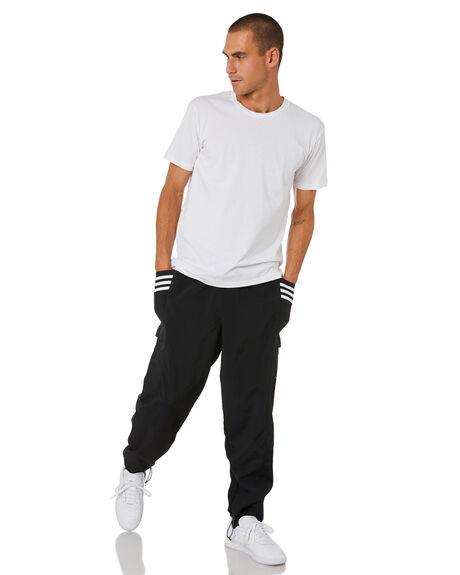 BLACK CARBON WHITE MENS CLOTHING ADIDAS PANTS - GD3512BKCWT