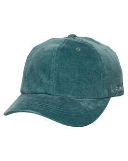 FOREST GREEN MENS ACCESSORIES FLEX FIT HEADWEAR - FT183152FOR
